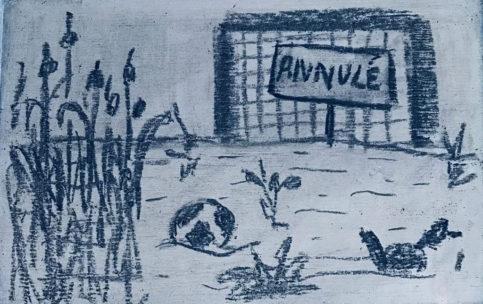 L'affaire du Stade de Chambly continue.